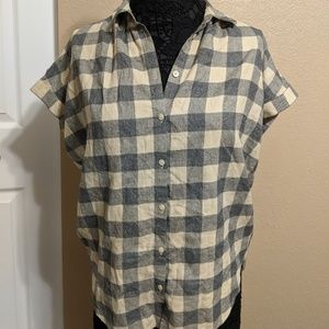 Madewell Central Shirt in Buffalo Plaid - XS
